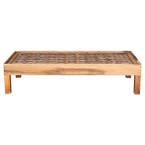 Niraj Lotus Coffee Table