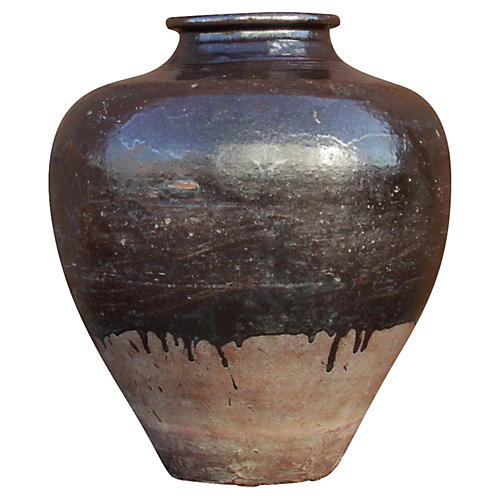 Antique Martaban Jar