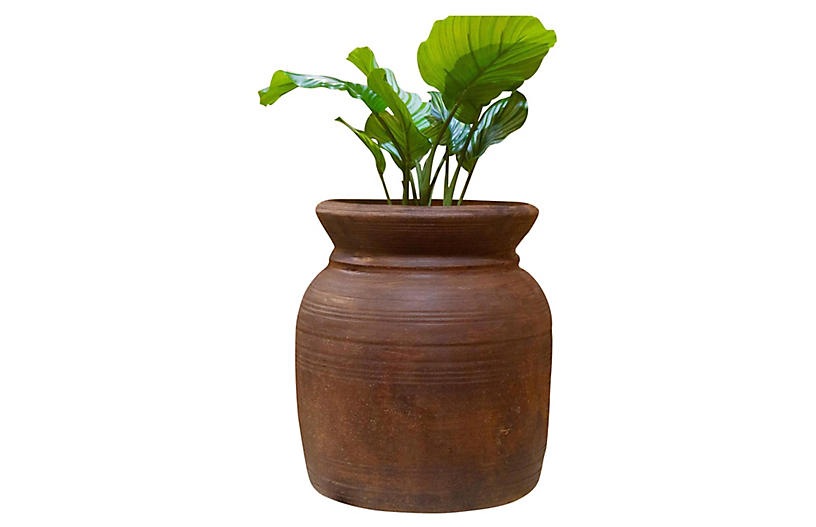 Pari Nepalese Tribal Ghee Pot