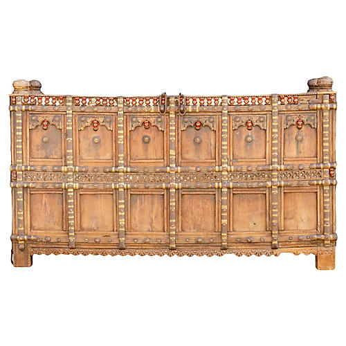 19th-Century Dowry Chest