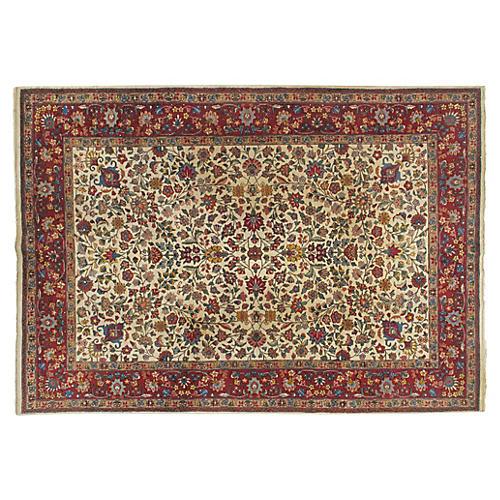 """Tabriz Carpet, 8'1"""" x 11'5"""""""