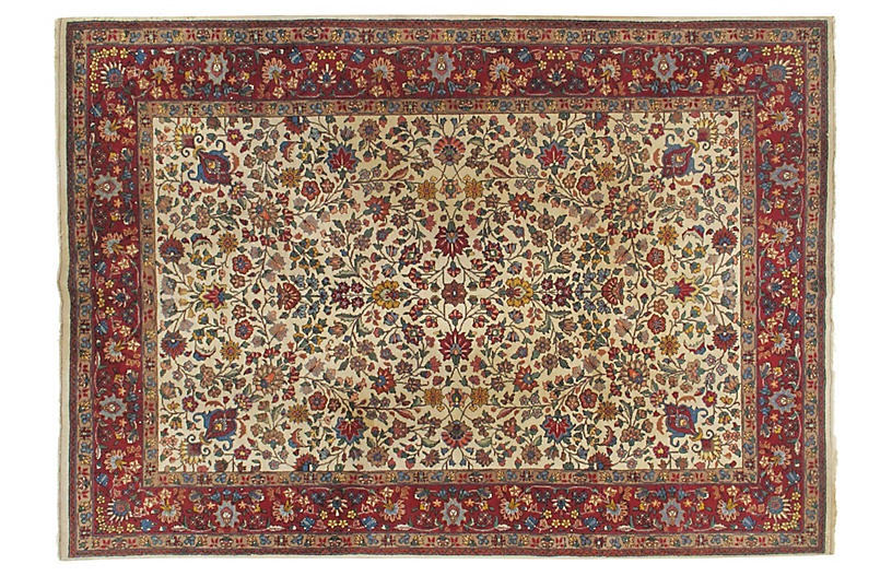 Tabriz Carpet, 8'1