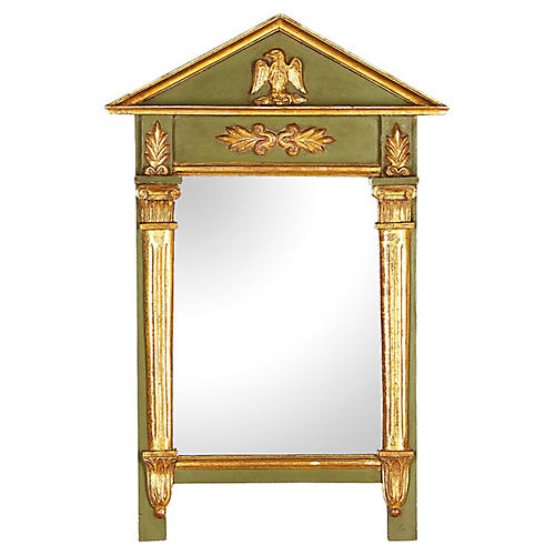 French Empire-Style Mirror, 1920