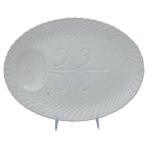 English Carving Platter