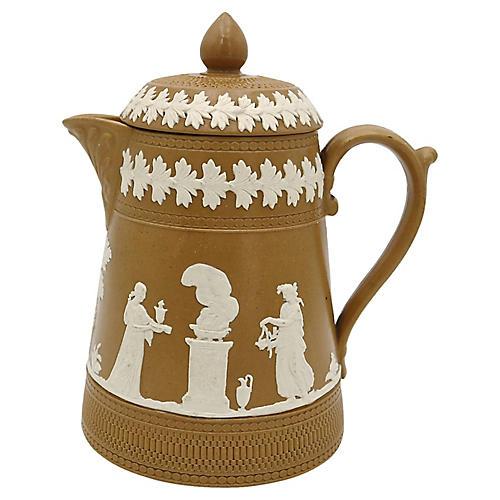 Copeland Spode Stoneware Teapot