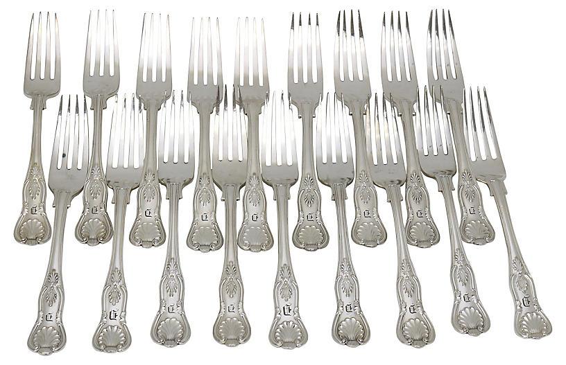Kings Pattern Forks w/