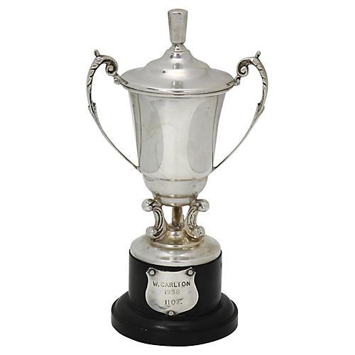 1958 English Blank Trophy