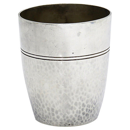 Christofle Silver-Plate Stirrup Cup