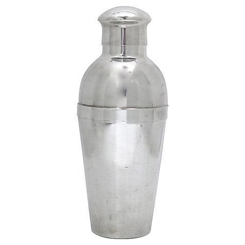 1950s Wiskemann Cocktail Shaker