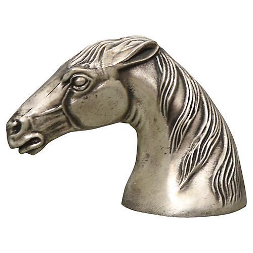 Mid-Century French Horse Bottle Opener