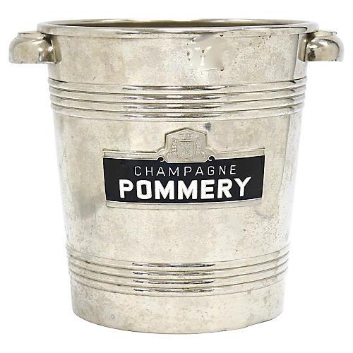 Midcentury Pommery Champagne Bucket
