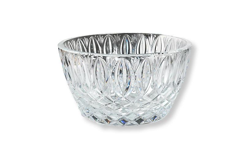 Large Waterford Crystal Serving Bowl