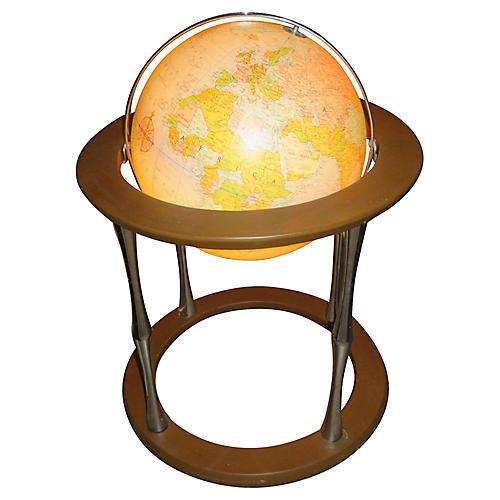 Replogle Lighted World Globe