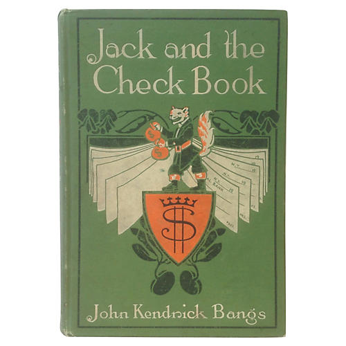 Jack and the Check Book, 1911
