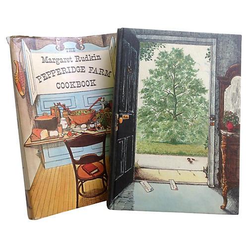 Pepperidge Farm Cookbook, Rudkin