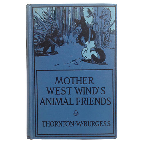 Mother West Wind's Animal Friends