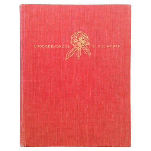 Rhododendrons of the World, 1st Ed