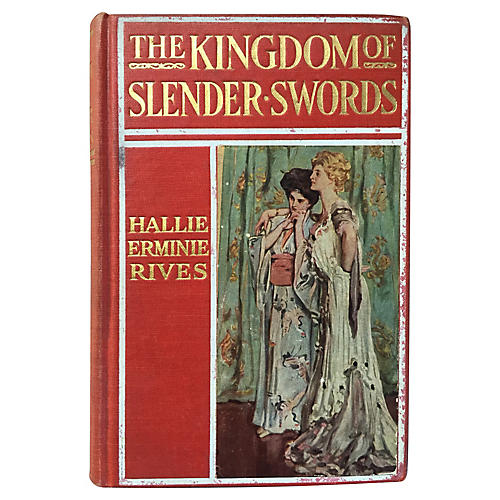 Kingdom of Slender Swords, 1910