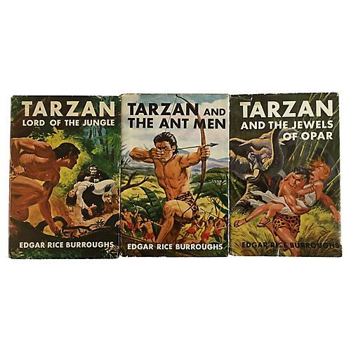 Tarzan Early Editions, S/3