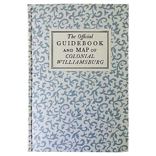 Guidebook to Colonial Williamsburg, 1951
