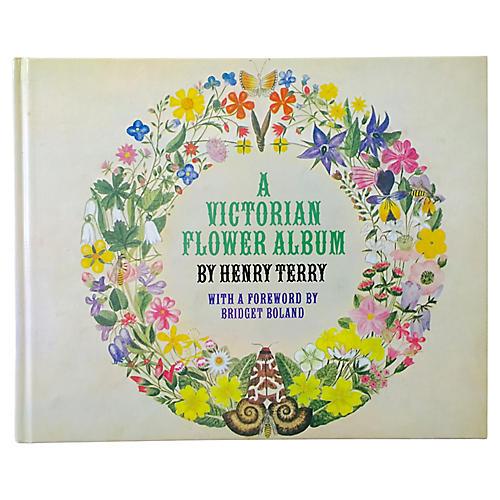 Victorian Flower Album