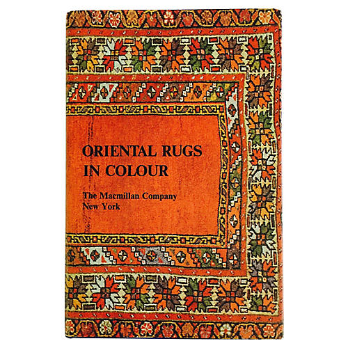 Oriental Rugs in Colour, 1969