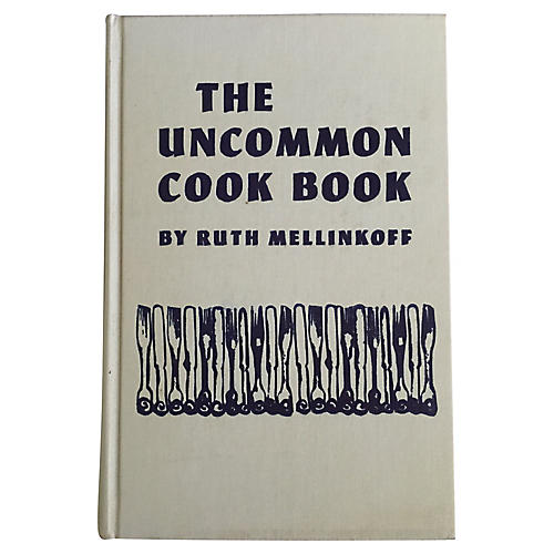 The Uncommon Cook Book, 1968 1st Ed.