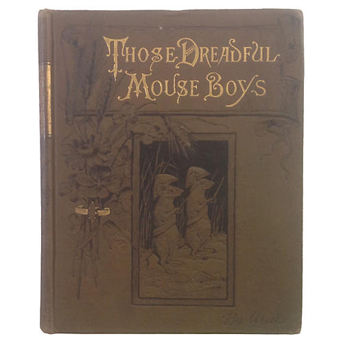 Those Dreadful Mouse Boys, 1886
