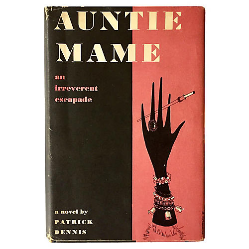 Auntie Mame, 1955 1st Edition