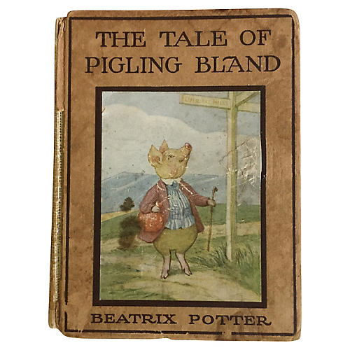 The Tale of Pigling Bland, 1913