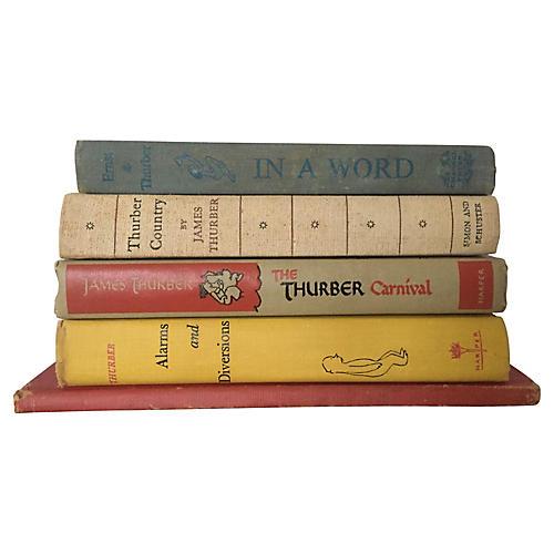 Thurber Classics, S/5