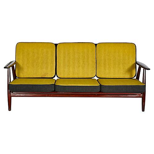 1960s Hans J. Wegner Cigar Sofa
