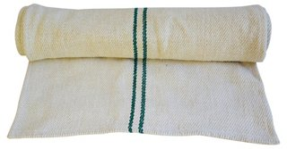 Merveilleux French Grain Sack Table Runner   Vintage Decorating And Entertaining    Vintage   Holiday   One Kings Lane
