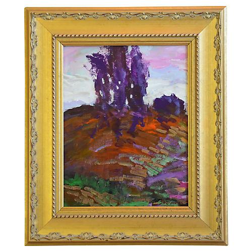 Juan Guzman, Ojai California Landscape