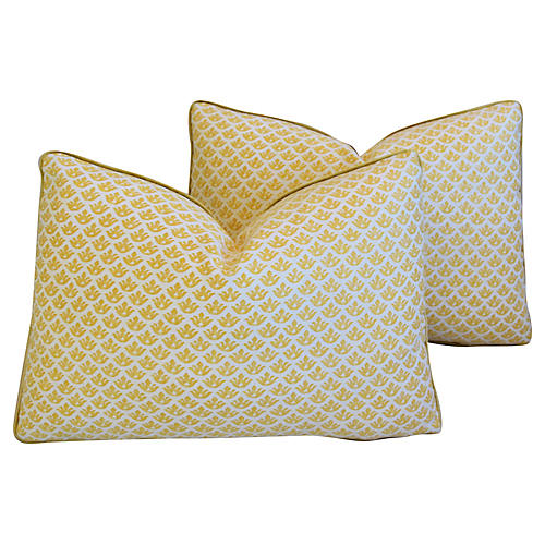 Mariano Fortuny Canestrelli Pillows, Pr