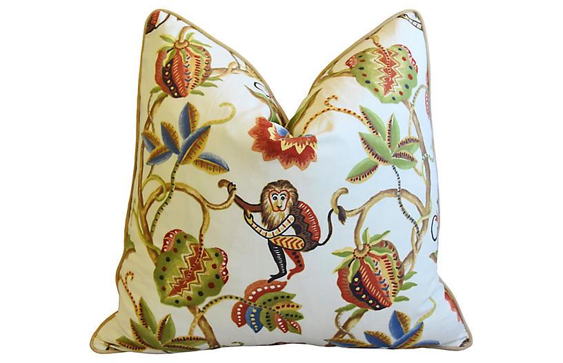 P. Kaufmann Bazaar Paradise Pillow