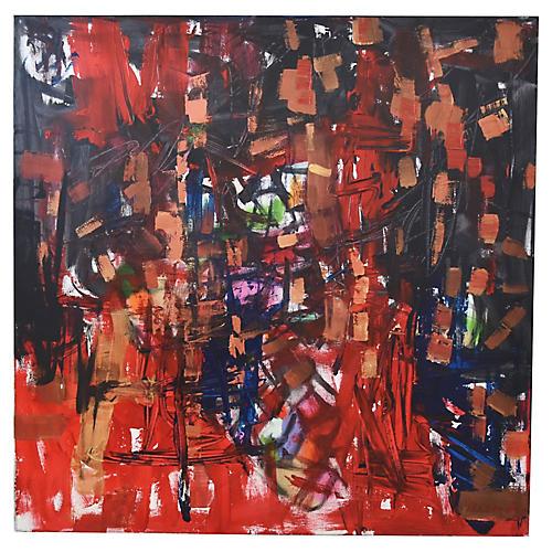 Juan Guzman El Lindo Abstract