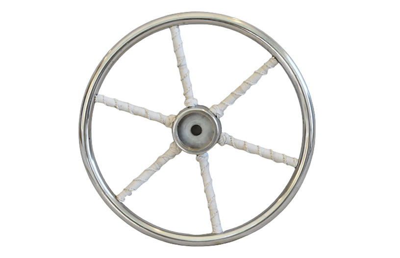 Nautical Maritime Speed Boat's Wheel