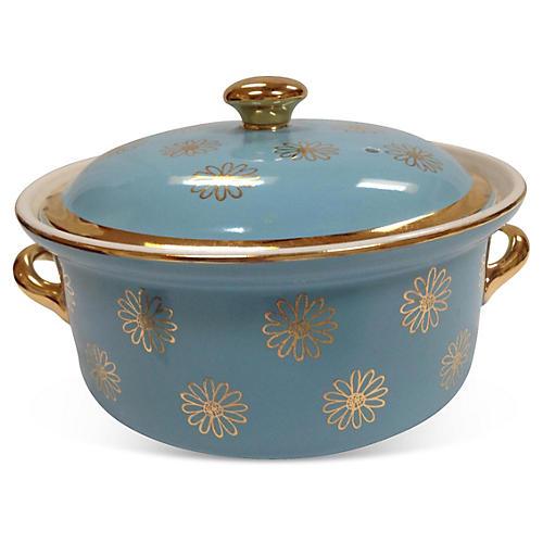 Hall's Lidded Casserole Dish