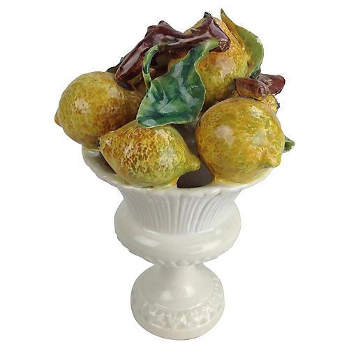 Italian Lemon Topiary