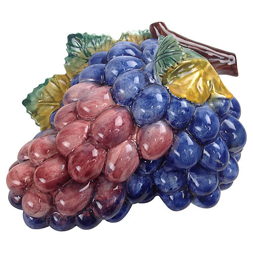 Italian Lidded Grape Box