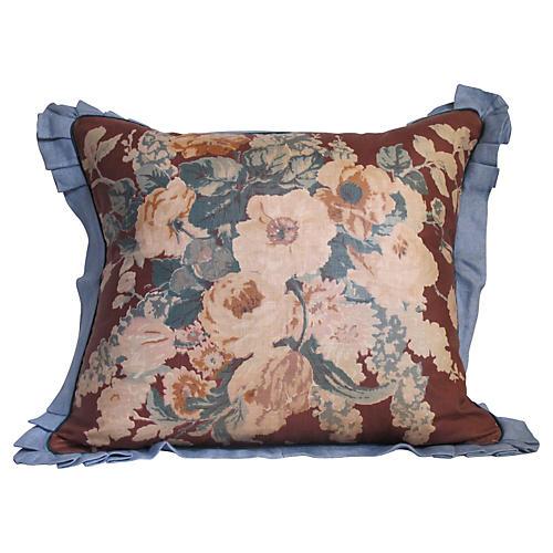 Floral Chintz Pillow