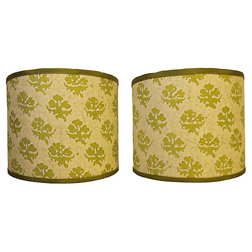 Fortuny Persiano Sconce Shades