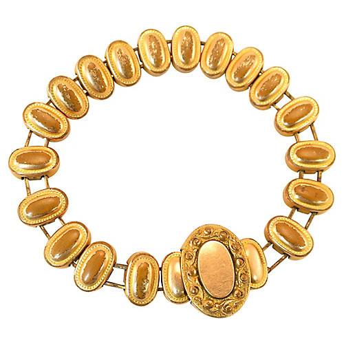 Victorian Medallion Expansion Bracelet