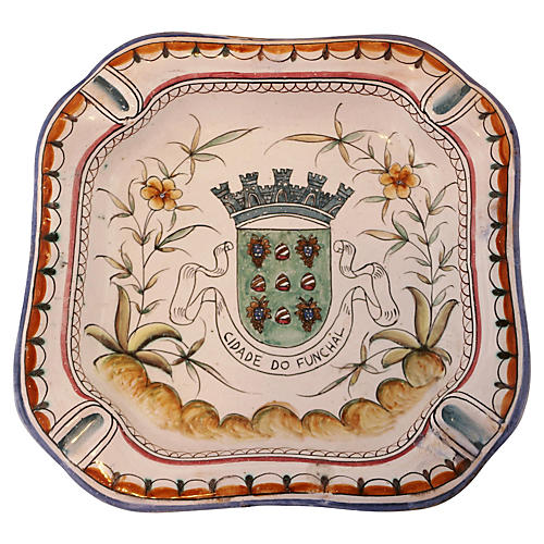 Handcrafted Portuguese Catchall