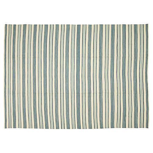 "Egyptian Kilim Carpet, 9'8"" x 13'5"""