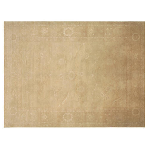 """Sultanabad-Style Carpet, 10'3"""" x 13'9"""""""