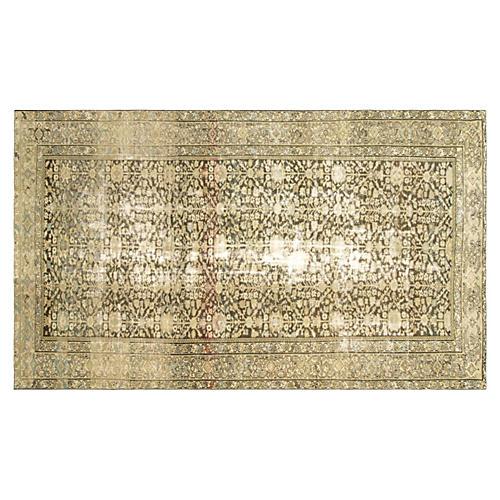 Persian Malayer Rug, 7' x 13'