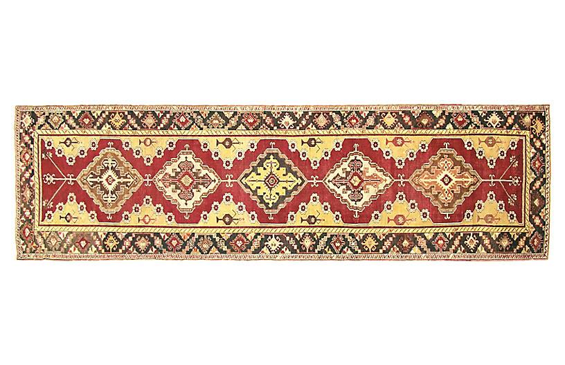 1960s Turkish Kirsehir Rug, 3'5