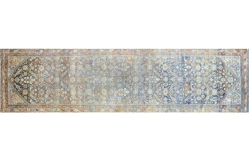 1920s Persian Malayer Rug, 3'10
